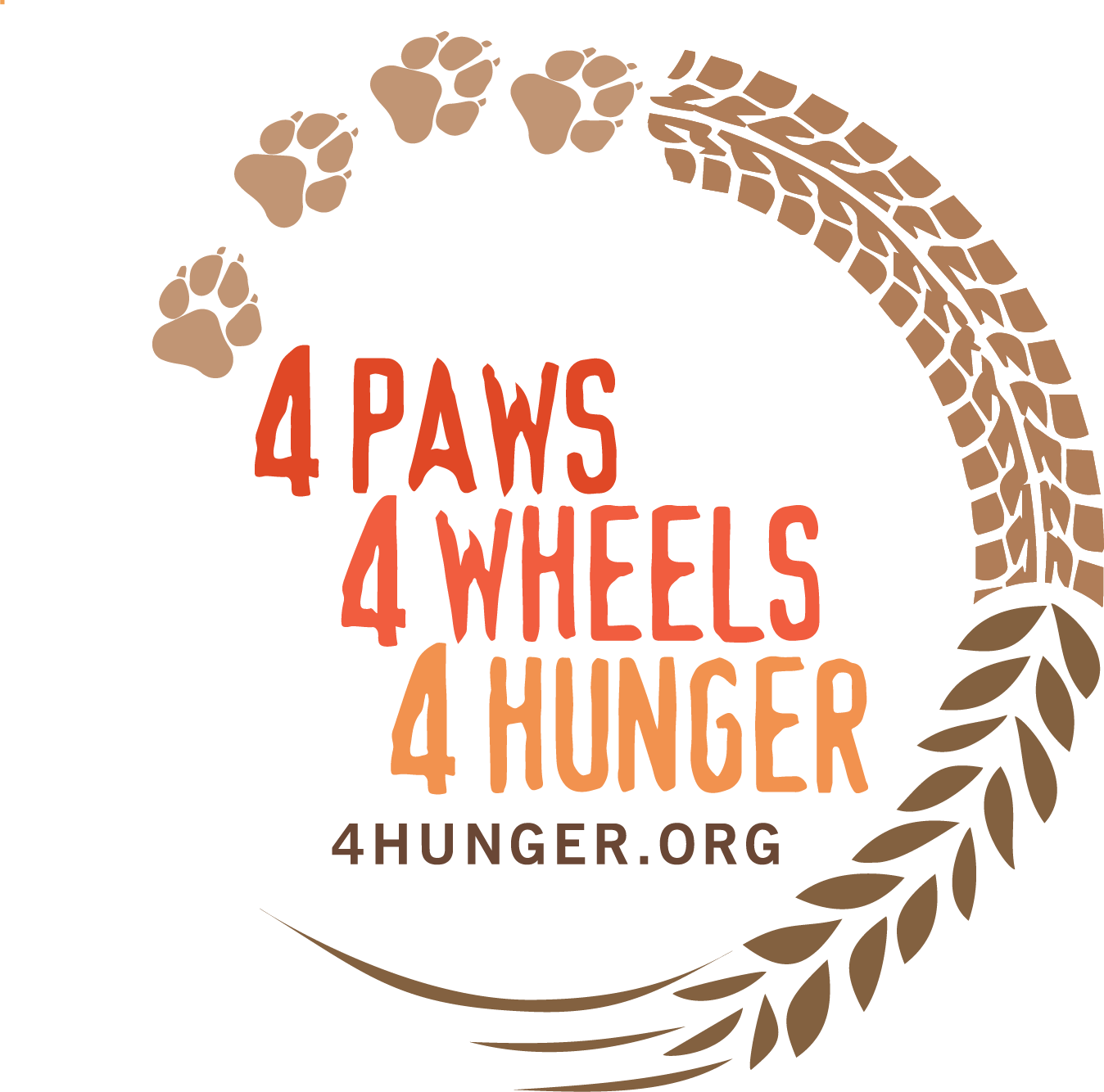 4Paws 4Wheels 4Hunger